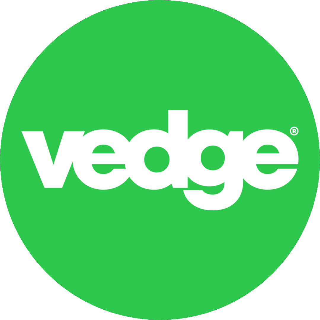8 x Lemon & Vanilla – subscription | vedge snacks